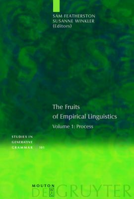 Fruits of Empirical Linguistics