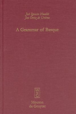 Grammar of Basque