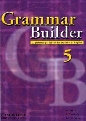 Grammar Builder 5. Upper Intermediate