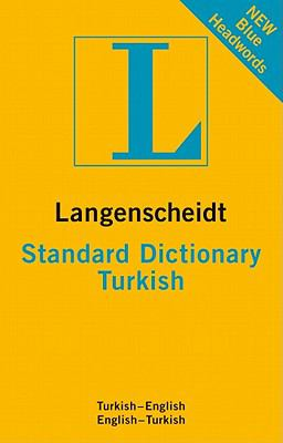 Langenscheidt Standard Dictionary Turkish (Langenscheidt Standard Dictionaries)