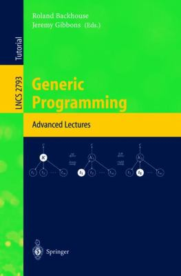 Generic Programming Advanced Lectures