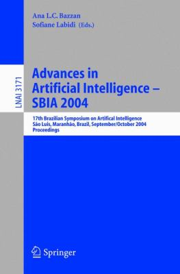 Advances In Artificial Intelligence - SBIA 2004 17th Brazilian Symposium On Artificial Intelligence, Sao Luis, Maranhao, Brazil, September 29 - October1, 2004, Proceedings