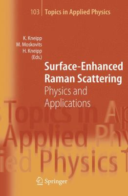Surface-enhanced Raman Scattering Physics And Applications