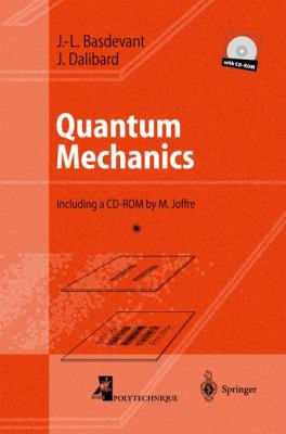 Quantum Mechanics Including a Cd-Rom by Manuel Joffre