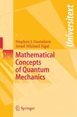 Mathematical Concepts of Quantum Mechanics
