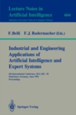 Industrial and Engineering Applications of Artificial Intelligence and Expert Systems, Vol. 5