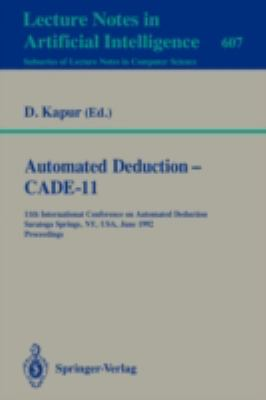 Automated Deduction - CADE-11