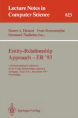 Entity-Relationship Approach - Er'93