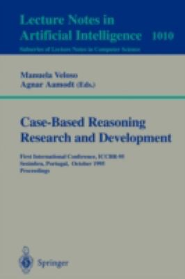Case-Based Reasoning Research and Development First International Conference, Iccbr-95 Sesimbra, Portugal, October 23-26, 1995  Proceedings
