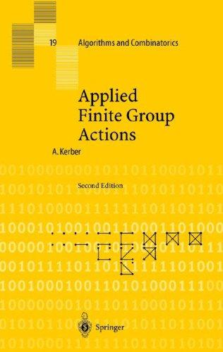 Applied Finite Group Actions (Algorithms and Combinatorics)