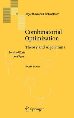 Combinatorial Optimization: Theory and Algorithms