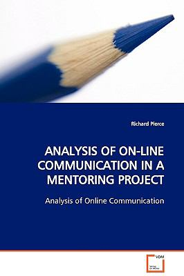 Analysis of On-Line Communication in a Mentoring Project