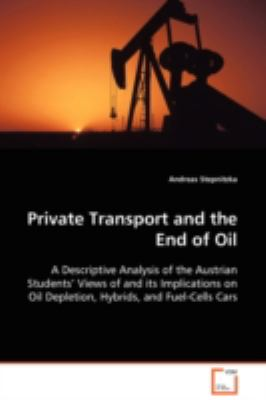 Private Transport and the End of Oil