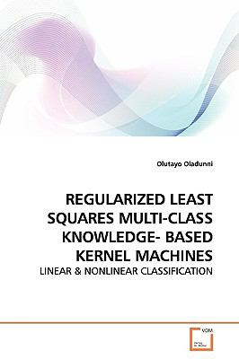 Regularized Least Squares Multi-Class Knowledge- Based Kernel Machines