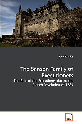 Sanson Family of Executioners