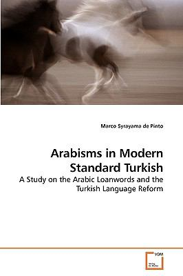 Arabisms in Modern Standard Turkish