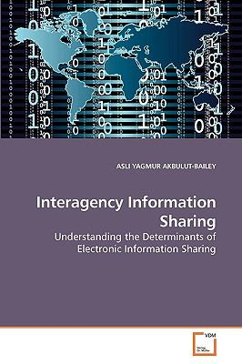 Interagency Information Sharing: Understanding the Determinants of Electronic Information Sharing
