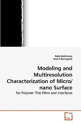 Modeling and Multiresolution Characterization of Micro/Nano Surface