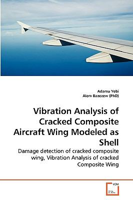 Vibration Analysis of Cracked Composite Aircraft Wing Modeled As Shell