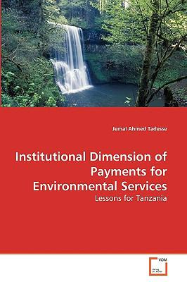 Institutional Dimension of Payments for Environmental Services