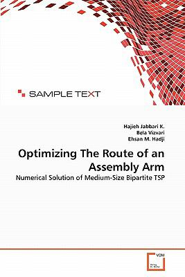 Optimizing The Route of an Assembly Arm: Numerical Solution of Medium-Size Bipartite TSP