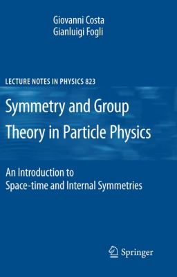 Symmetry and Group Theory in Particle Physics : An Introduction to Spacetime and Internal Symmetries
