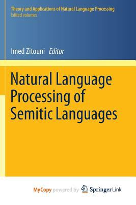 Natural Language Processing of Semitic Languages
