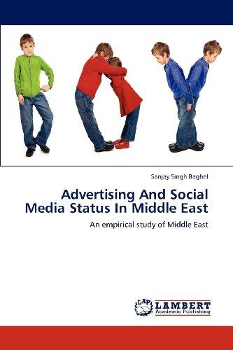 Advertising And Social Media Status In Middle East: An empirical study of Middle East