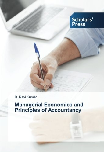 Managerial Economics and Principles of Accountancy