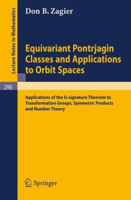 Equivariant Pontrjagin Classes and Applications to Orbit Spaces