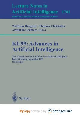 Ki-99 : Advances in Artificial Intelligence