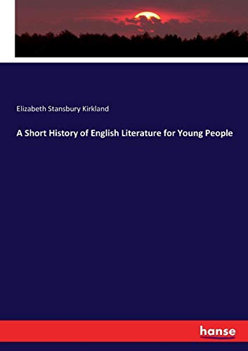 A Short History of English Literature for Young People