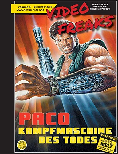 Video Freaks Volume 6 (German Edition)