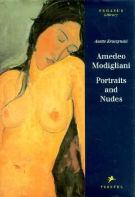 Amedeo Modigliani Protraits and Nudes