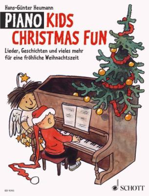 Piano Kids Christmas Fun Ep