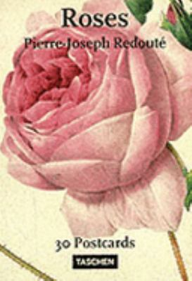 Redoute Roses Postcards