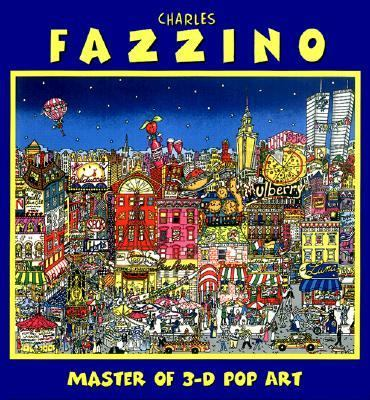 Charles Fazzino Master of 3-D Pop Art