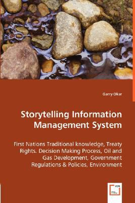 Storytelling Information Management System