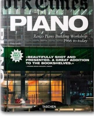 Piano: Renzo Piano Building Workshop 1966-2008