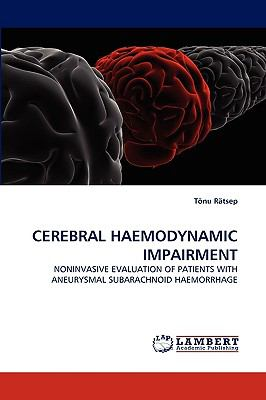 Cerebral Haemodynamic Impairment