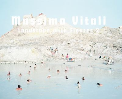 Massimo Vitali: Landscape with Figure 2