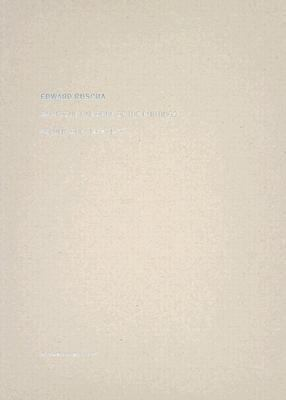 Edward Ruscha Catalogue Raisonne of the Paintings 1958-1970