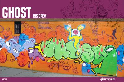 Ghost: RIS Crew (On the Run Books)