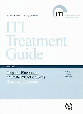 ITI Treatment Guide: Implant Placement in Post-Extraction Sites, Treatment Options