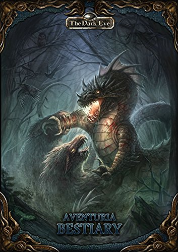 The Dark Eye – Aventuria Bestiary Pocket Edition
