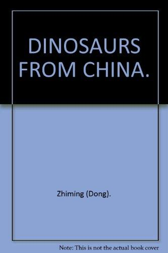 Dinosaurs From China