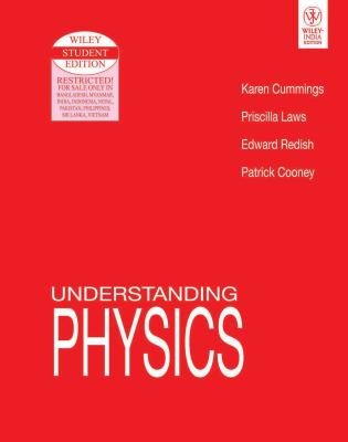 Understanding Physics International Edition (Printed in black and white)