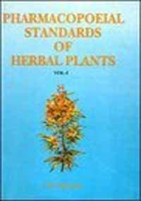 Pharmacopoeial Standards of Herbal Plants (2 Volumes Set) (Indian Medical Science)