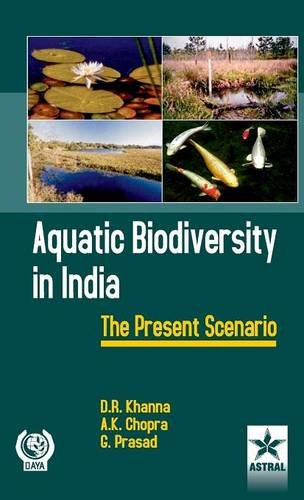 Aquatic Biodiversity in India: The Present Scenario