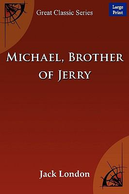 Michael Brother of Jerry (Large Print)